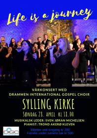 Vårkonsert med DIGC i Sylling 2019 2ed