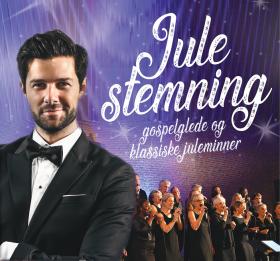 Plakat Julekonsert med Didrik Solli Tangen og DIGC 2019